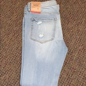 Size 4 high waisted jeans